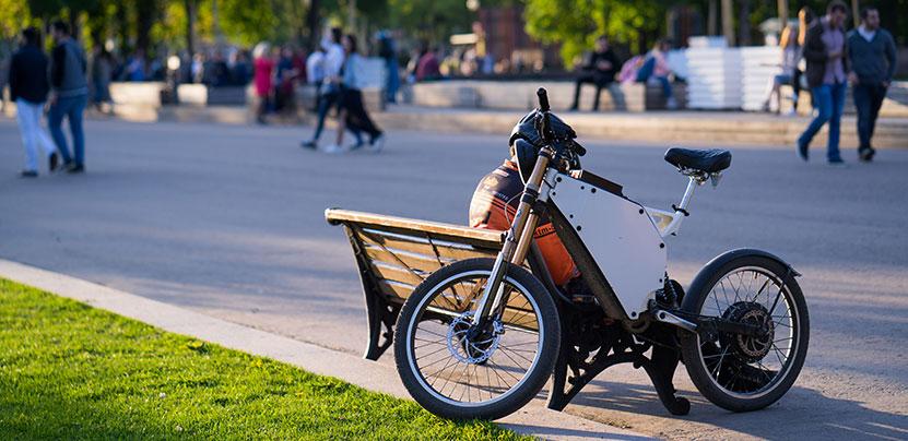 Elcyklar är bättre transportmedel än bilar